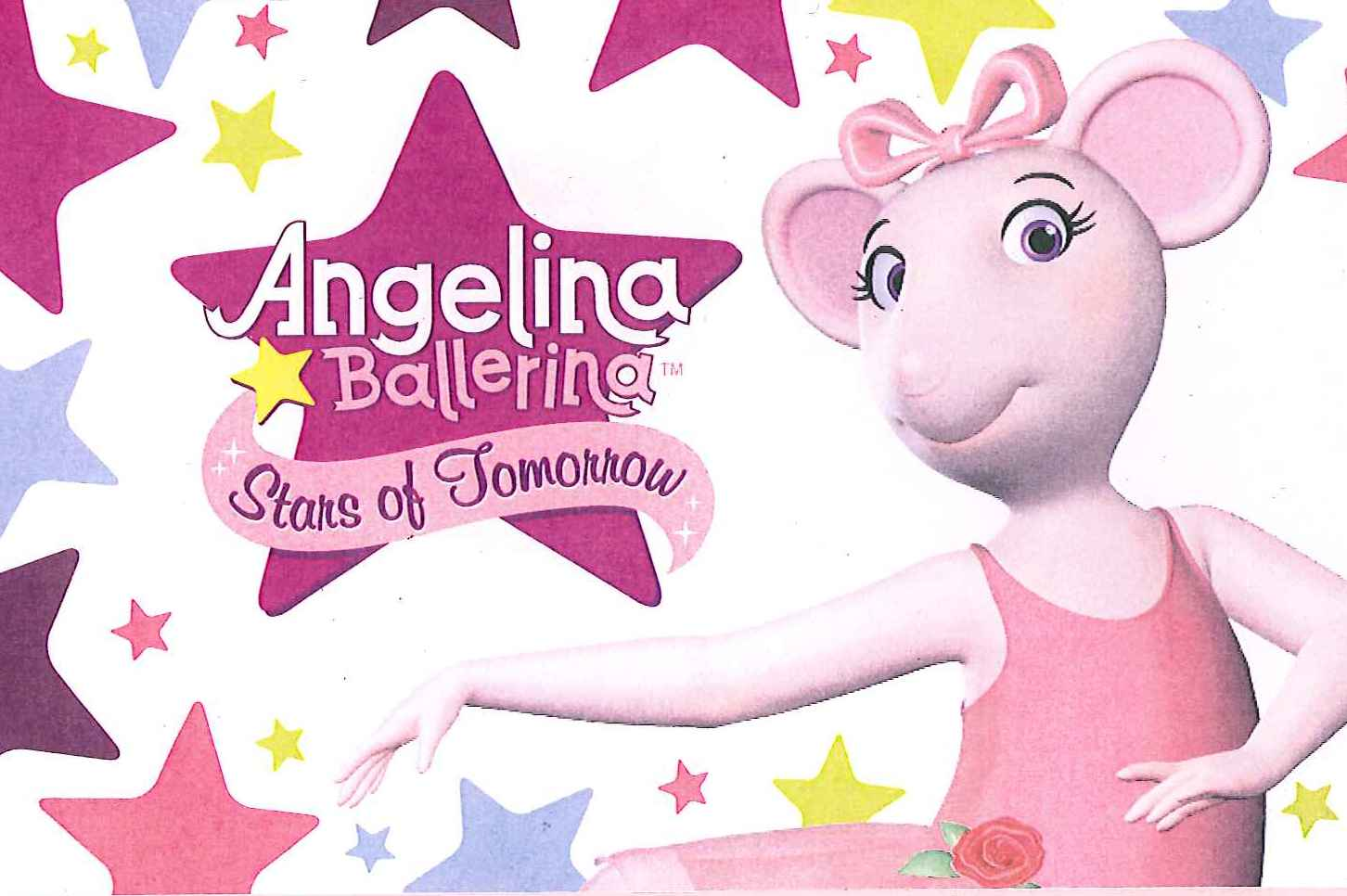 Angelina Ballerina Comes To Brookhaven